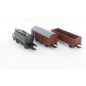Piko Wagon Set 58004