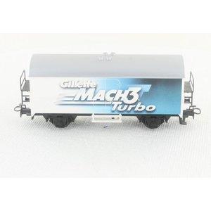 Marklin Wagon Gillette