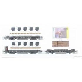 Trix Wagon Set 23990