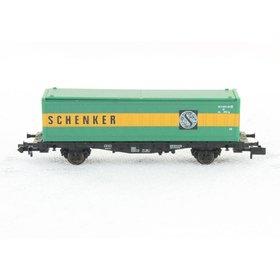 Fleischmann Piccolo Wagon (2)