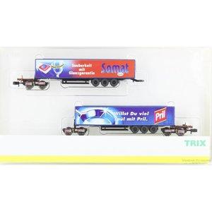 Minitrix Wagon Set 15250