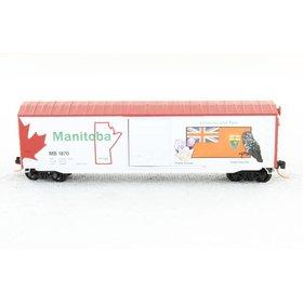Micro-Trains N Wagon 077 00 160
