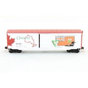 Micro-Trains N Wagon 077 00 156