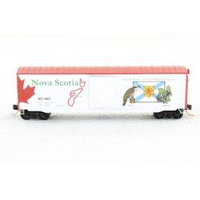 Micro-Trains N Wagon 077 00 154