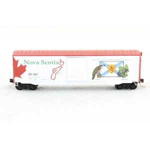 Micro-Trains N Wagon 077 00 154
