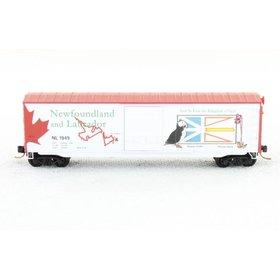 Micro-Trains N Wagon 077 00 163