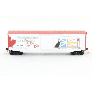 Micro-Trains N Wagon 077 00 163