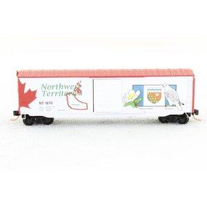 Micro-Trains N Wagon 077 00 162