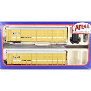 Atlas N Wagon Set 40923