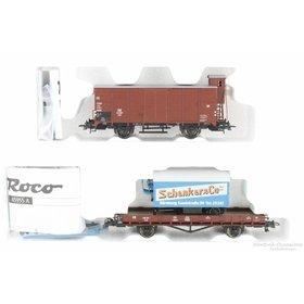 Roco Wagon Set 45955