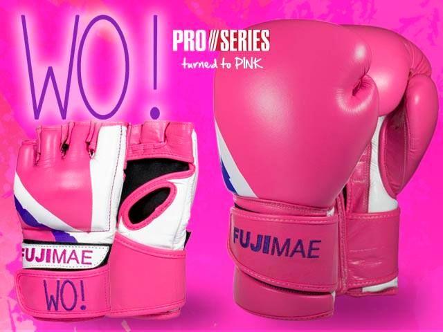 Roze Fuji Mae Dames serie!