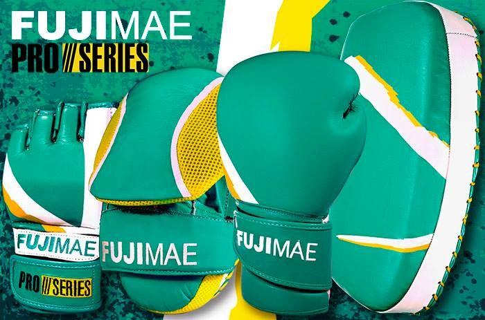 Groene Fuji Mae Pro serie!
