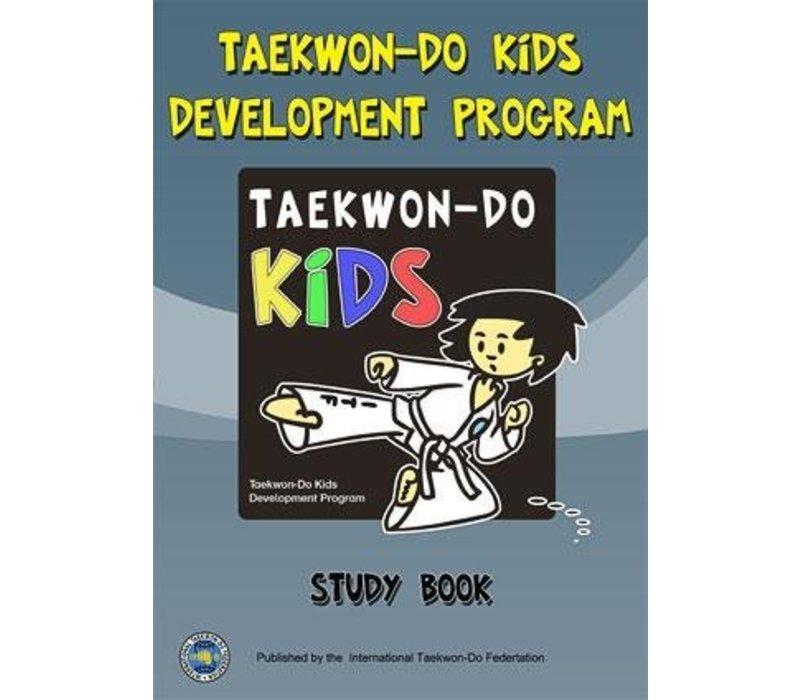 Taekwon-Do kids pak en Boek