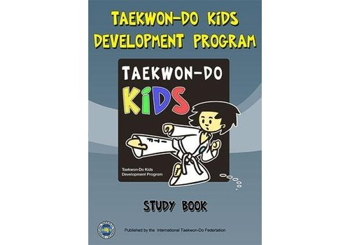 Taekwon-Do Kids boek