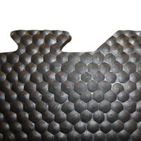 Rubber Puzzelmatten zwart