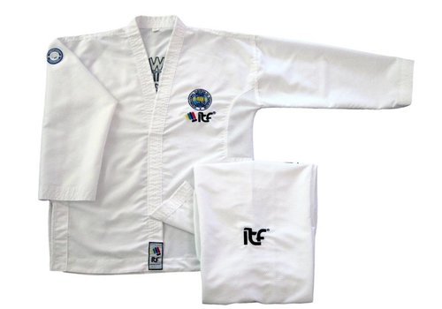 Mighty Fist ITF Approved Matrix Taekwon-Do pak / dobok