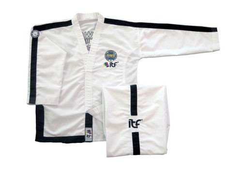 Mighty Fist ITF Approved Matrix Sabum Taekwon-Do pak / dobok
