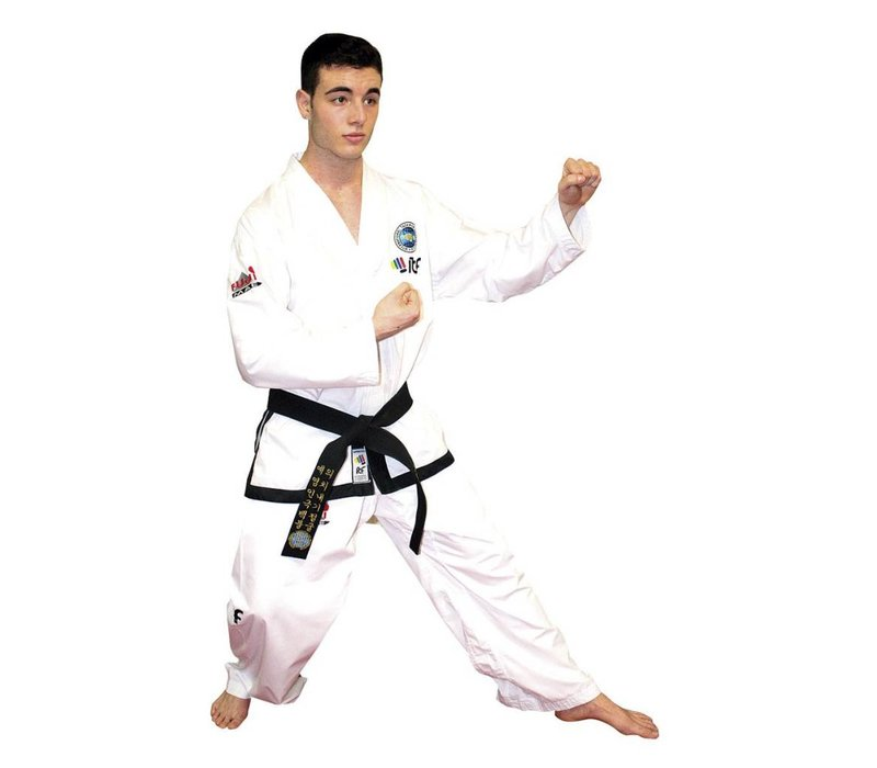 ITF Approved Boo Sabum Taekwon-Do pak / dobok Ribstof