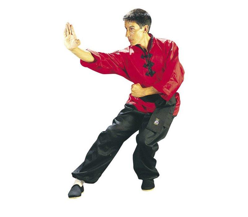 Rood Zwart Kung Fu pak