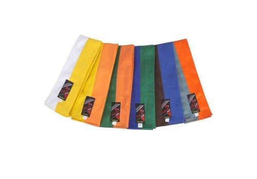 Fuji Mae Dubbel gekleurde Kung Fu Sjerp katoen