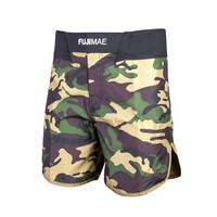 MMA Short Camouflage