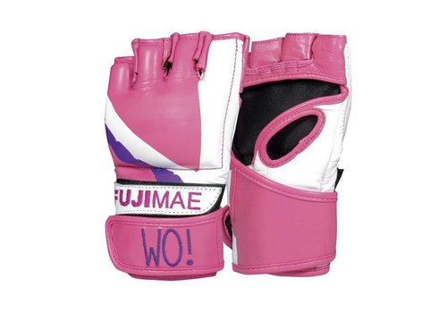 Fuji Mae Roze MMA Grappling gloves leer