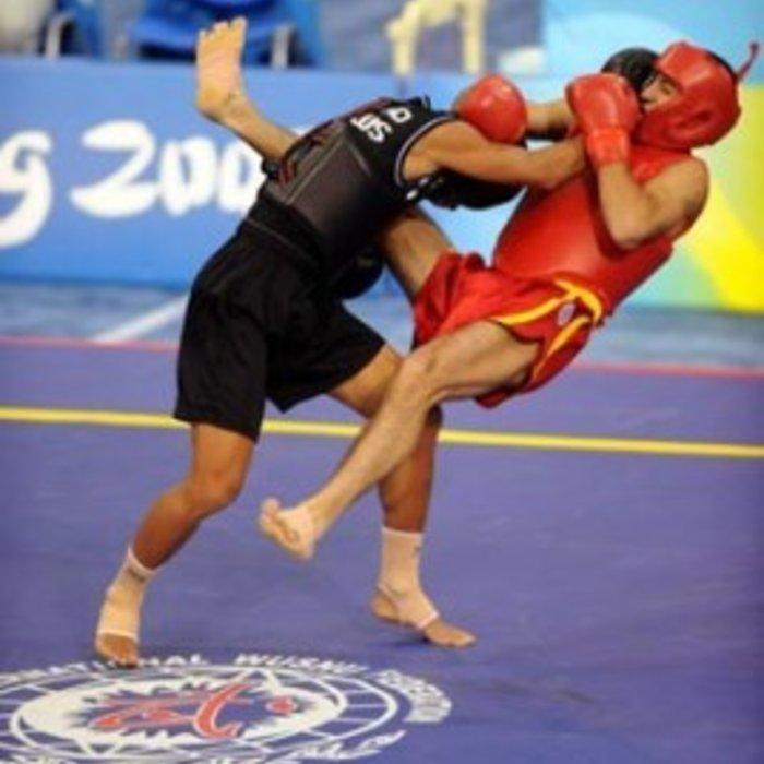 Sanda - Chinees Kickboksen