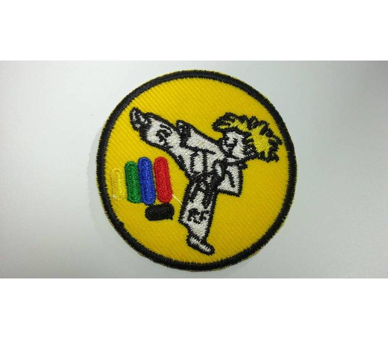 Kids development program badges