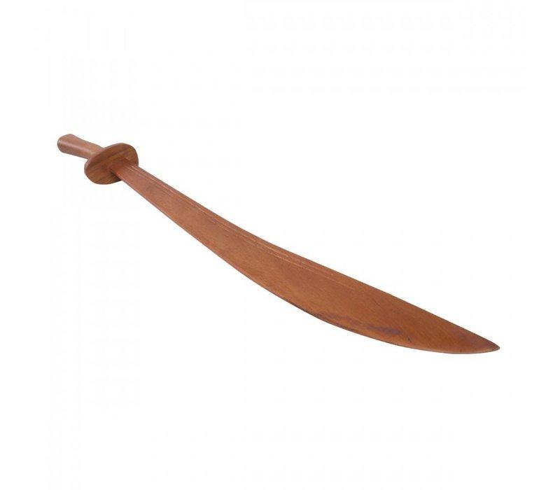 Houten Tao Kung Fu zwaard