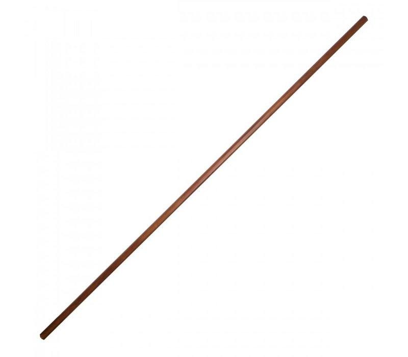 Rood eiken Bo oefenstok 184 cm