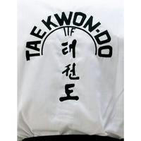 ITF Approved Sabum Taekwon-Do pak / dobok Ribstof