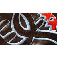 Borduren van uw logo
