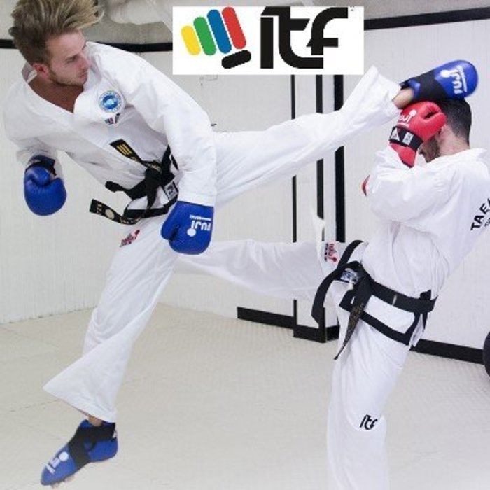 ITF approved Taekwon-Do