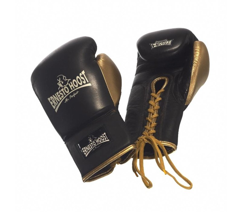 "Professional Boxing Gloves ""Lace Closing"""