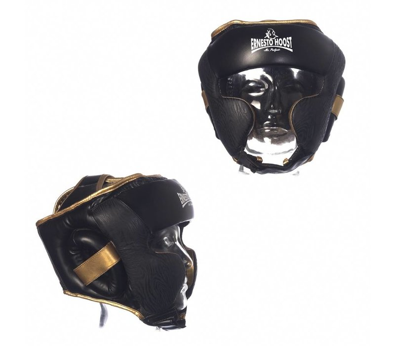 Ultimate Head Guard Leather