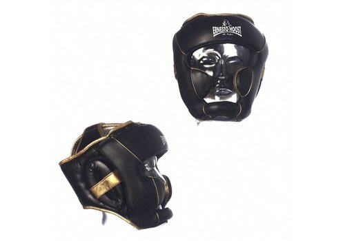 Ernesto Hoost Elite Pro Head Guard Leather