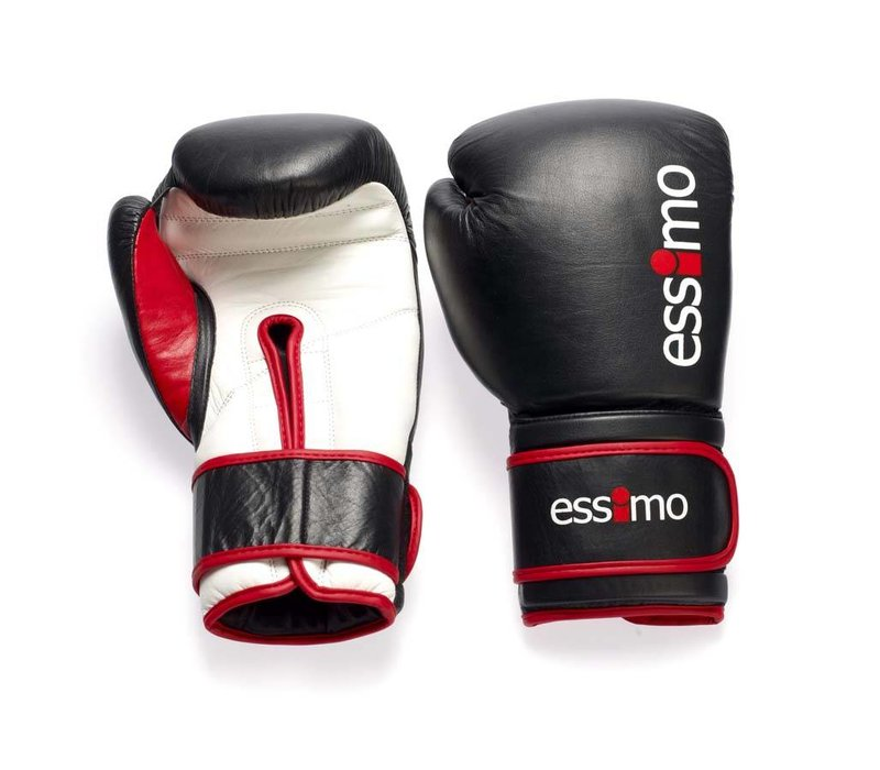 "Kick Boxing Gloves ""Leather"""