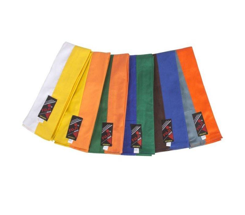 Dubbel gekleurde Kung Fu Sjerp katoen