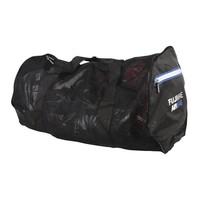 Mesh Sporttas zwart 65 x 38 cm