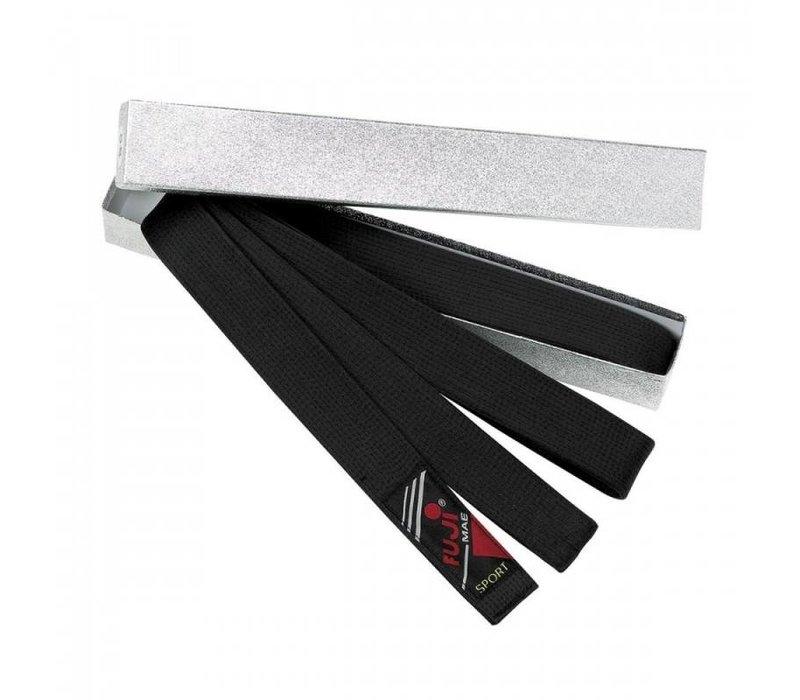 Katoenen zwarte band