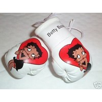 Mini bokshandschoenen bedrukken