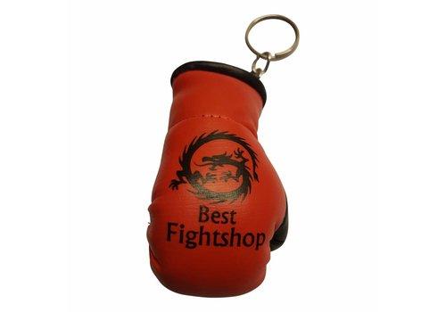Best Fightshop Bokshandschoen sleutelhanger bedrukken