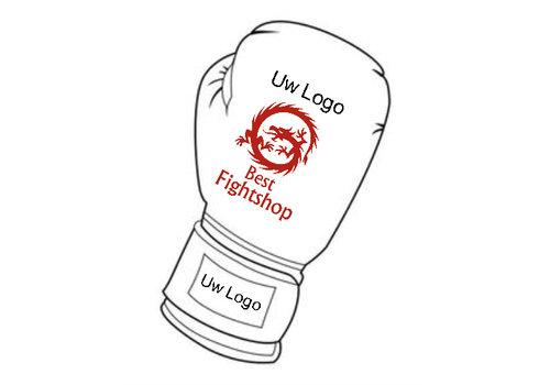 Bokshandschoenen met eigen logo
