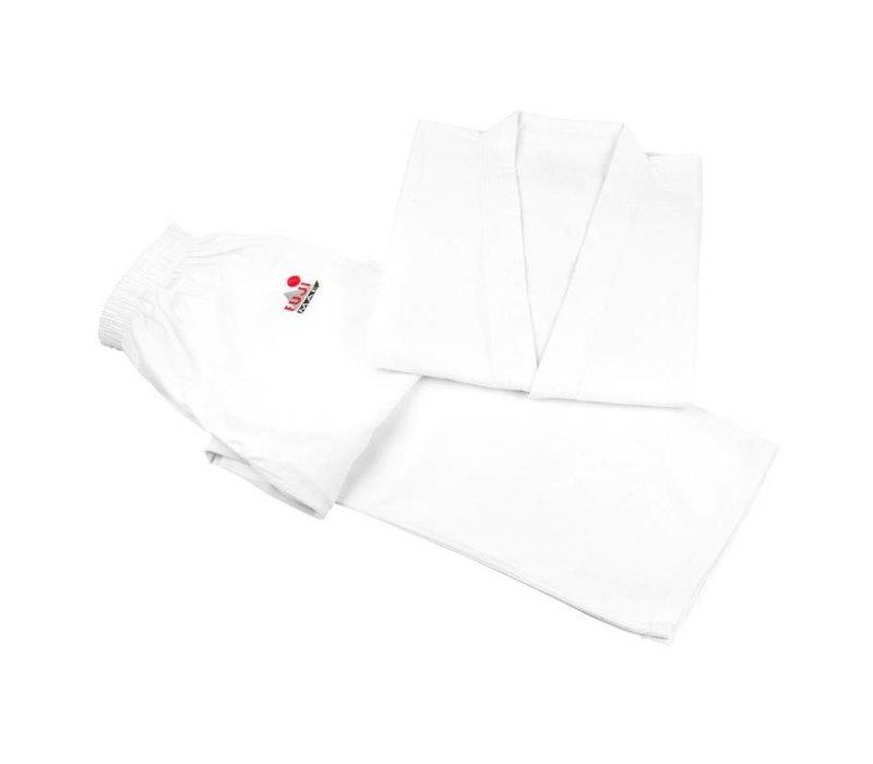 Karate pak polyester katoen