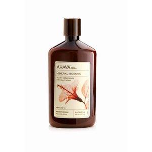 Ahava AHAVAMineral Botanic Velvet Cream Wash Hibiscus Fig