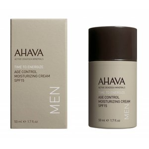 Ahava Ahava Age Control Moisturizing Cream SPF 15