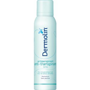 Dermolin Dermolin Anti Transpirant Spray