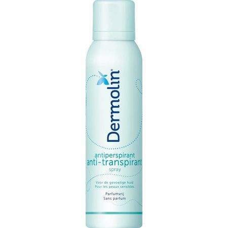 Dermolin Dermolin Anti-Transpirant Spray