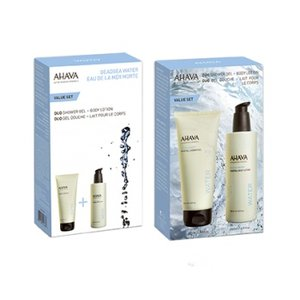 Ahava Ahava Value Set Deadsea Water Mineral Shower Gel en Body Lotion
