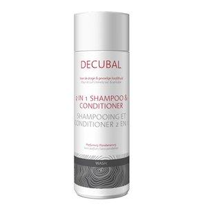 Decubal Decubal 2 in 1 Shampoo en Conditioner